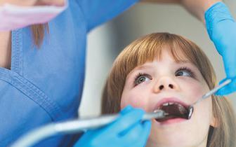 Stomatologia dzieci i młodzieży: wyższe wyceny NFZ