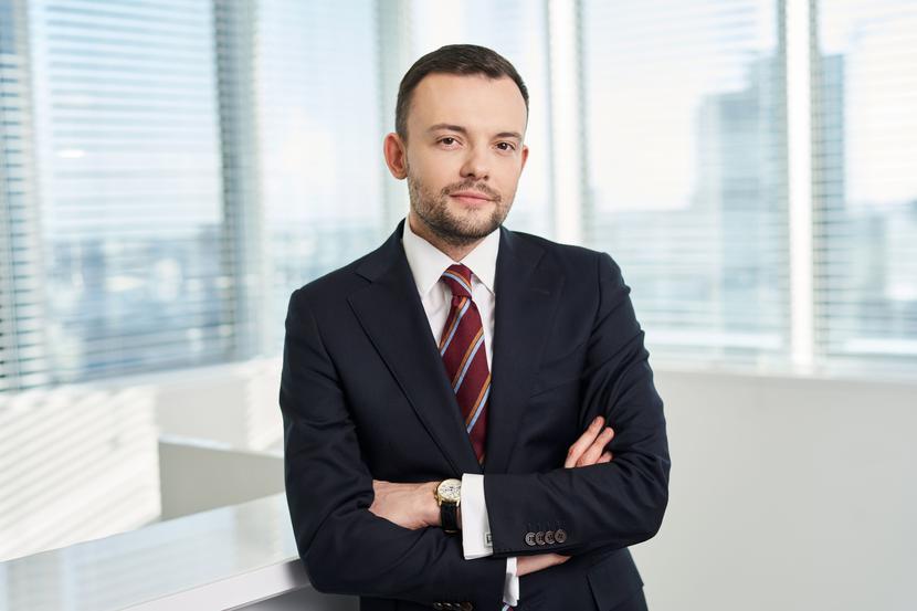 Dr Radosław Sierpiński, prezes ABM