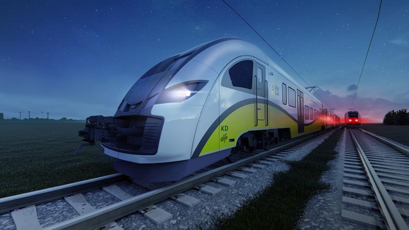 Cena pociągu: