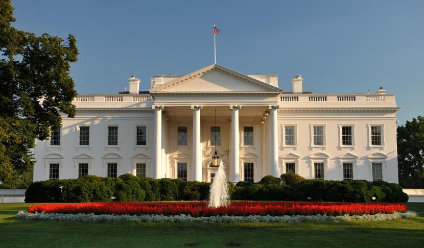 Biały Dom w Waszyngtonie, rezydencja prezydenta USA