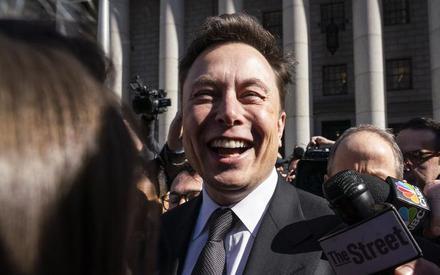 Morgan Stanley: Musk może być pierwszym w historii bilionerem