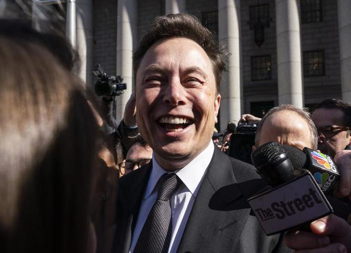 Morgan Stanley: Musk może być pierwszym whistorii bilionerem