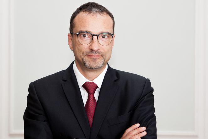 Wiceminister zdrowia Marcin Czech