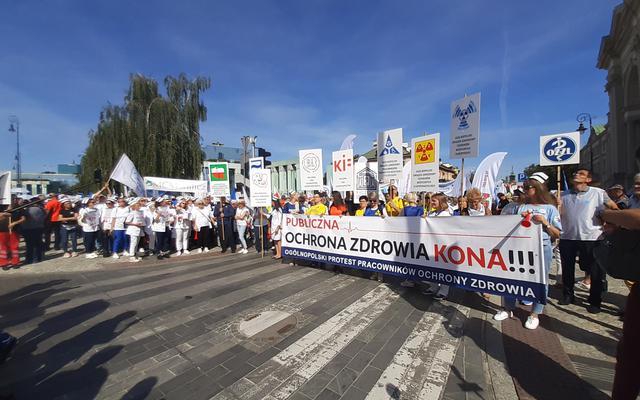 Protest medyków: znamy szczegóły listu do prezesa PiS