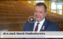 Dr n. med. Marek Tombarkiewicz: Geriatria nie jest wystarczająco docenianą dziedziną medycyny [WIDEO]
