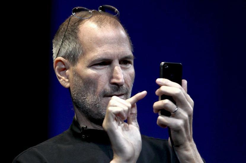 Steve Jobs fot. Bloomberg