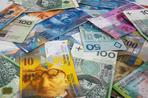 Kredyty sędziów z frankowego wydziału