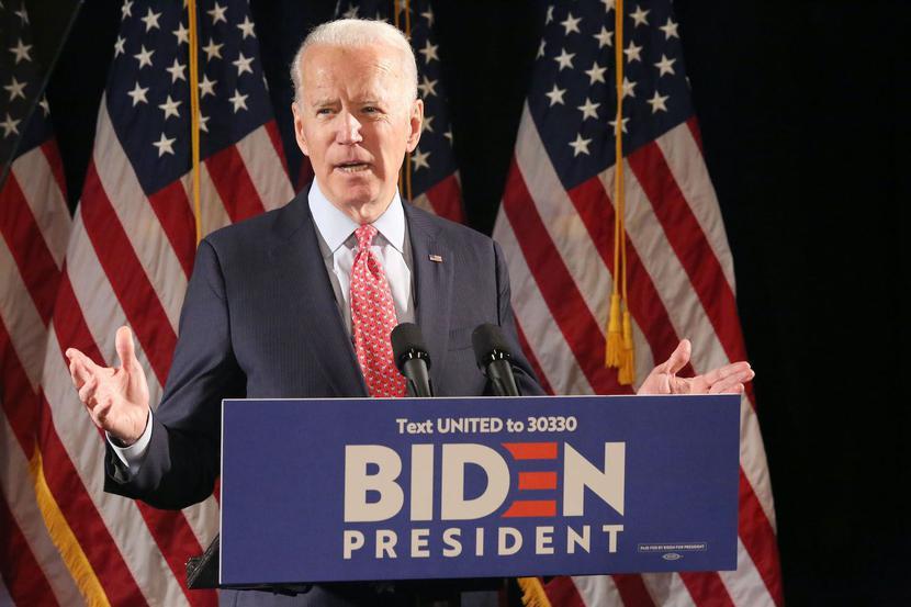 Joe Biden, fot. MPI09/Capital pictures/FORUM