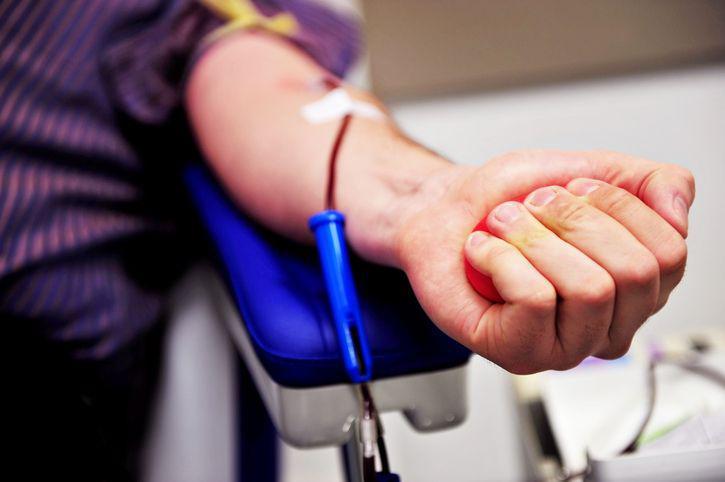 W 2017 roku krew oddało blisko 588 tys. Polaków