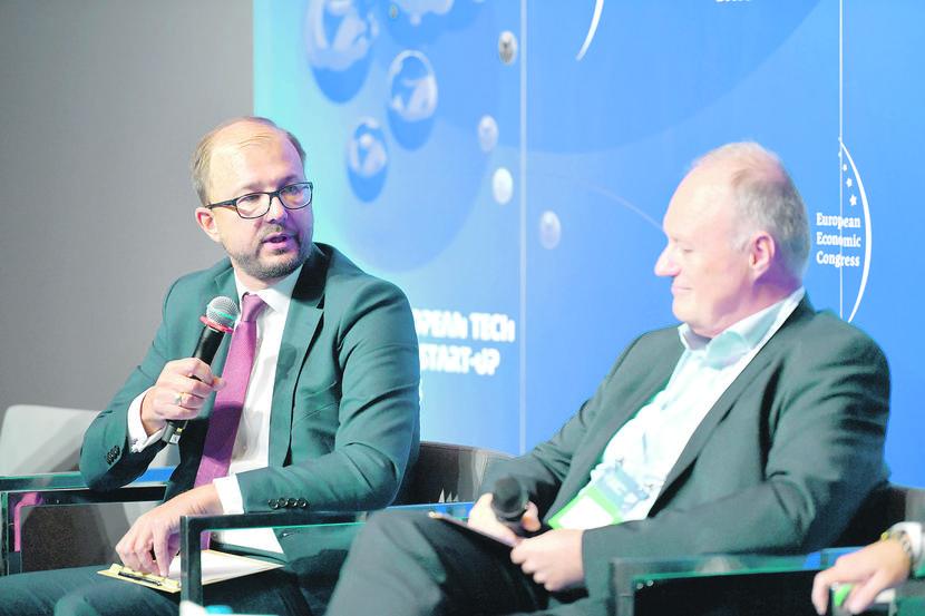 Piotr Dardziński, prezes Sieci Badawczej Łukasiewicz