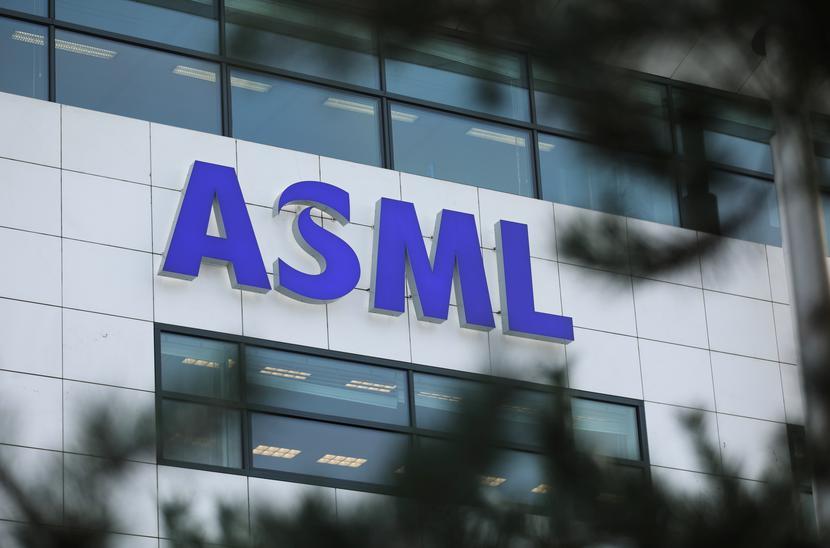 Centrala koncernu ASML Holding w Eindhoven, Holandia