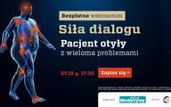 Pacjent otyły w gabinecie lekarza POZ - ZAPISZ SIĘ na bezpłatne webinarium