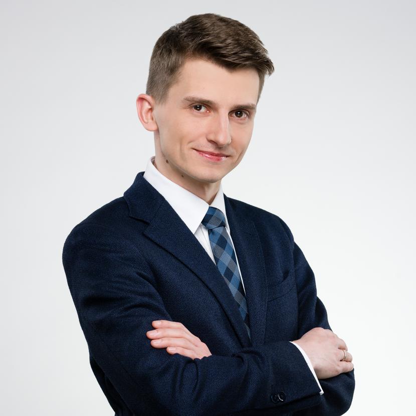 Michał Starczewski, prawnik w BWHS Wojciechowski Springer i Wspólnicy