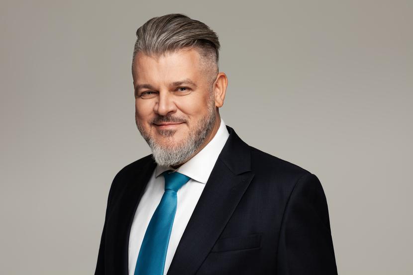 Dariusz Nalepa, dyrektor departamentu bankowości transakcyjnej w mBanku.