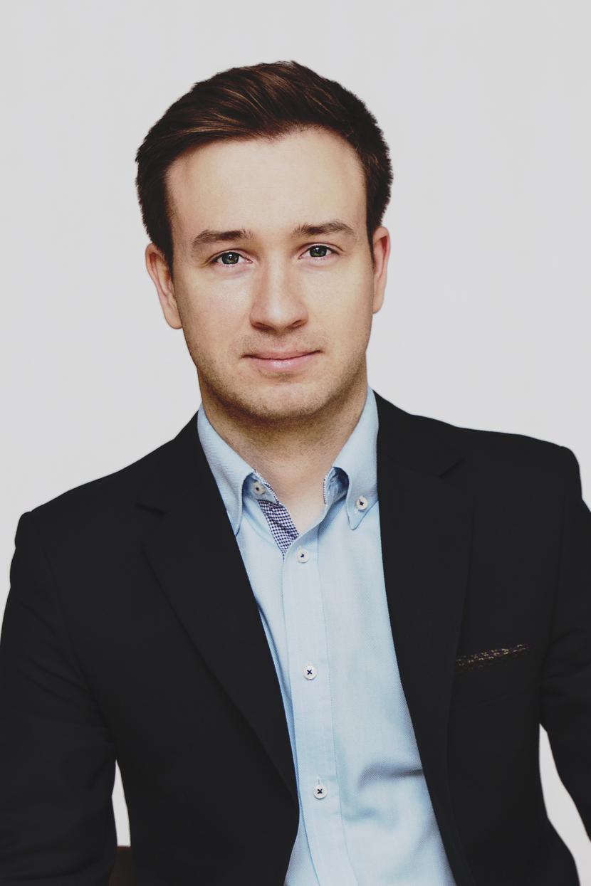 Jarosław Stefański, prezes mElements, technologicznej spółki z Grupy mBanku.