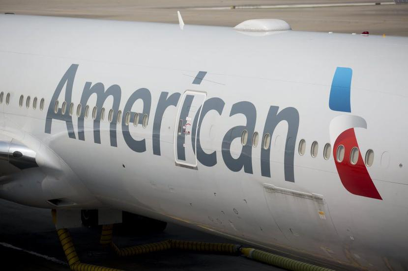 American Airlines Fot. Bloomberg