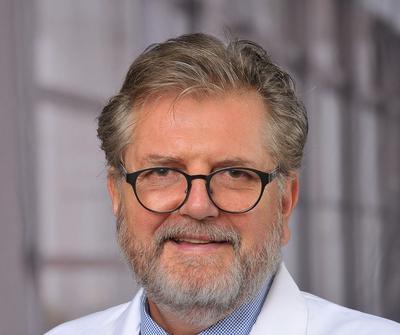 Prof. dr hab. n. med. Krzysztof Bankiewicz