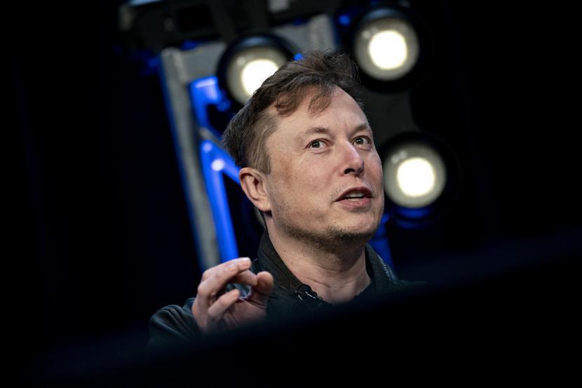 Elon Musk, fot. Andrew Harrer