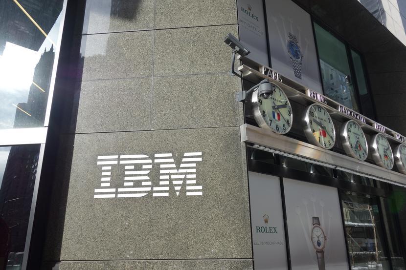 Biuro IBM w Nowym Jorku