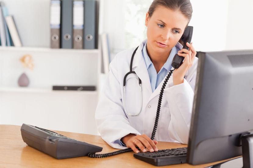lekarz, teleporada, POZ