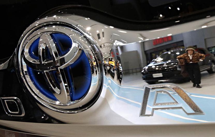 Toyota (24.03.2021) fot. Yuya Shino/Reuters/Forum