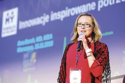 Ewa Borek, prezes Fundacji MY Pacjenci