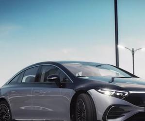 Mercedes twierdzi, żejego EQS zdetronizuje Teslę S
