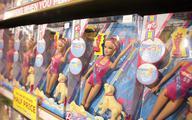 Sprzedaż lalki Barbie największa od 6 lat