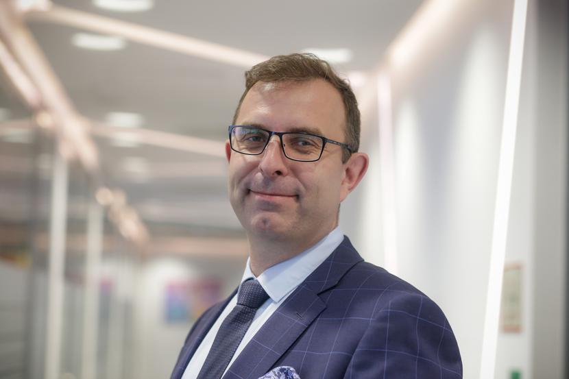 Robert Strzelecki, prezes TenderHut