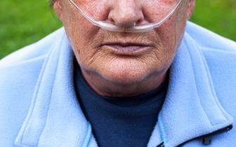 Idiopatyczne włóknienie płuc zaczyna się od zadyszki, a potem potrzebna jest tlenoterapia