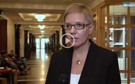 "VI konferencja ""Polityka lekowa"": prof. Ewa Lech-Marańda [WIDEO]"