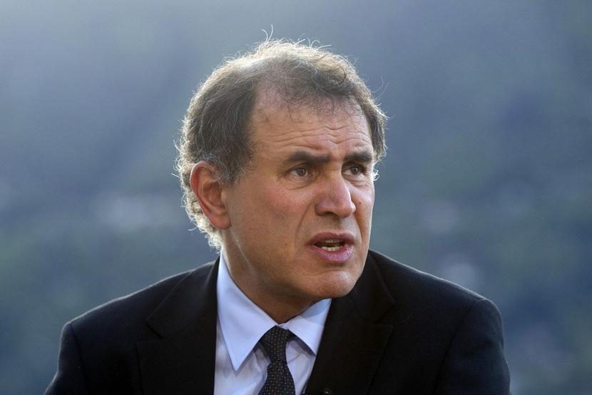 Nouriel Roubini, fot. Bloomberg