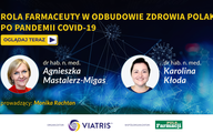 Rola farmaceuty w odbudowie zdrowia Polaków po pandemii COVID-19. Obejrzyj webinar