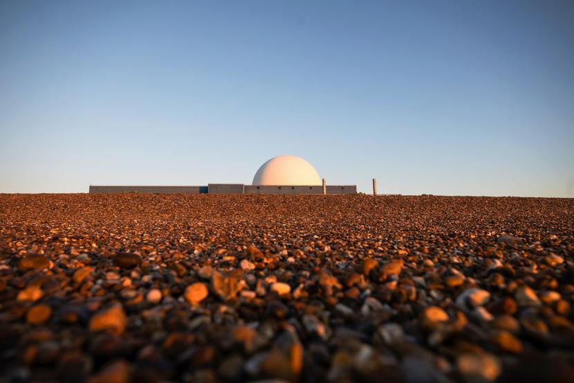 Elektrownia jądrowa Sizewell B, której operatorem jest koncern EDF