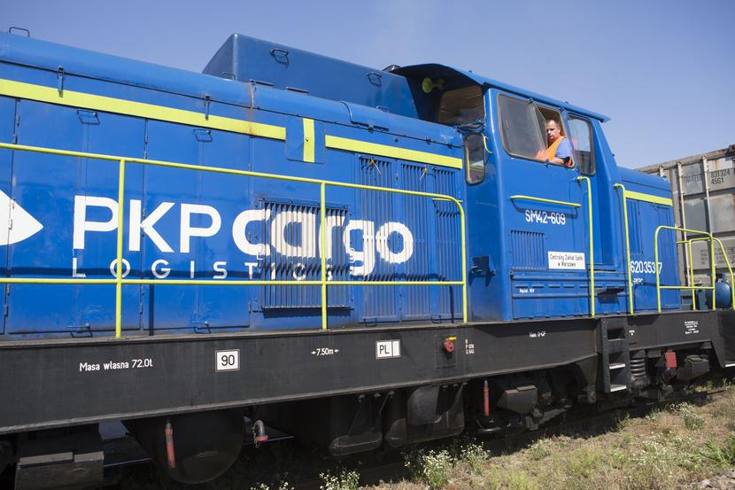 Lokomotywa PKP Cargo