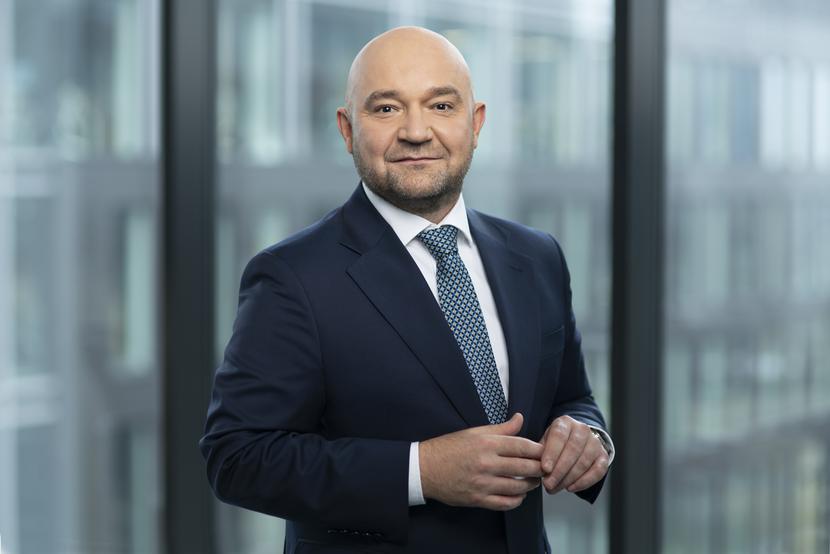 Mieszko Musiał, prezes zarządu Carlsberg Polska