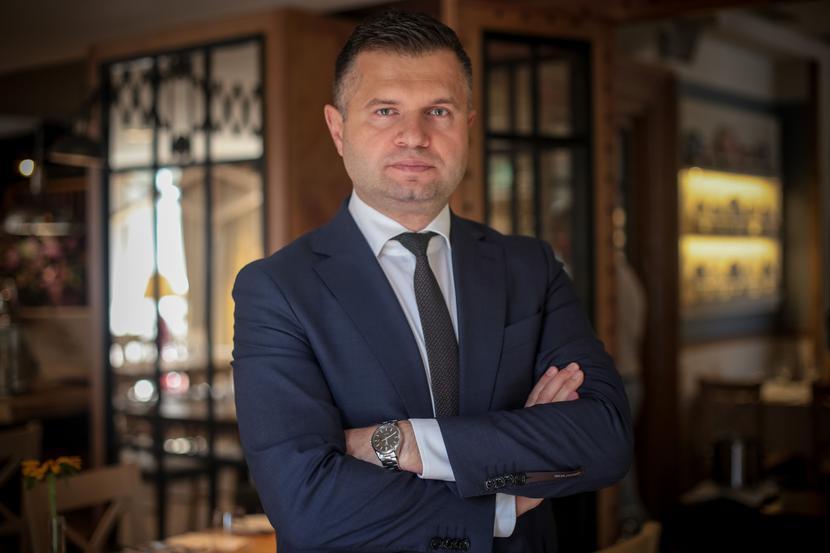 Piotr Bujak, fot. Marek Wiśniewski