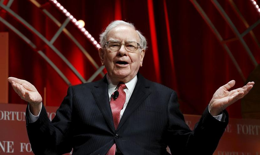 Warren Buffett, fot. fot. Kevin Lamarque - Reuters - Forum