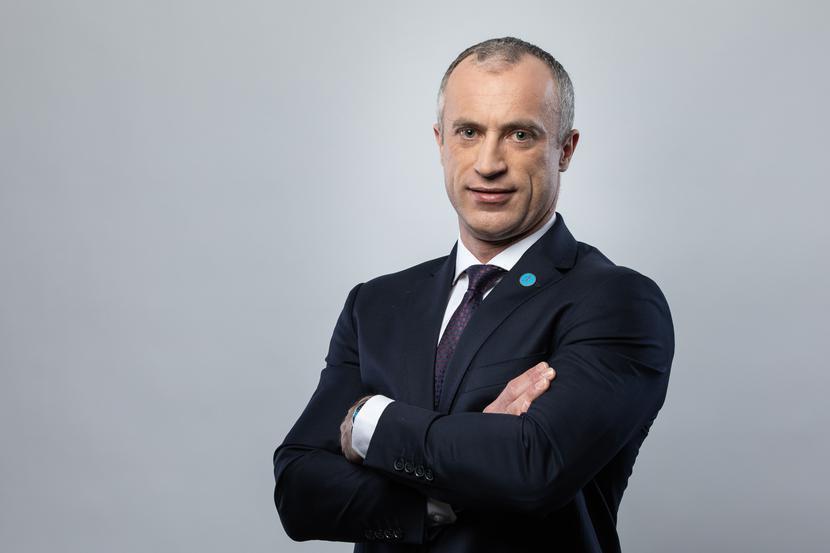 Grzegorz Cessak, prezes URPL
