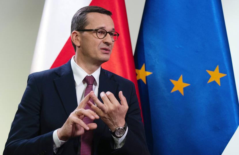 Mateusz Morawiecki, fot. Piotr Malecki