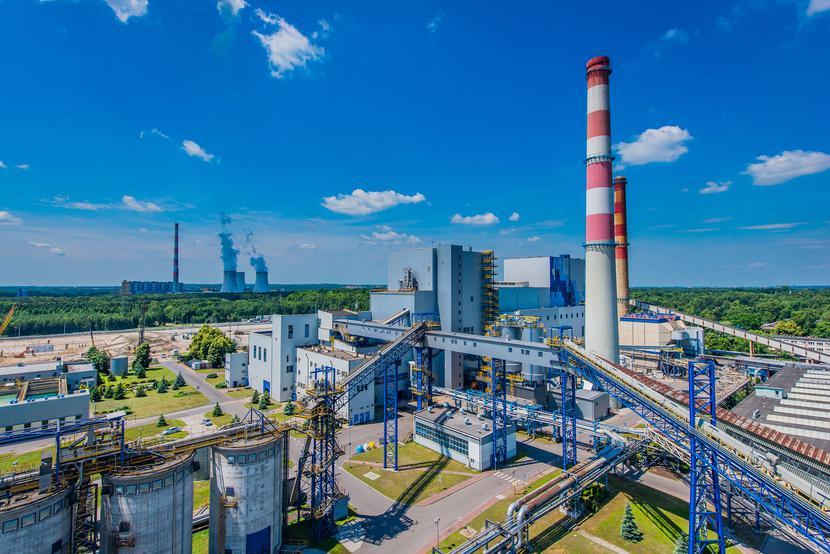 Tauron, Elektrownia Jaworzno