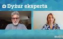 Dyżur Pawła Zawitkowskiego, eksperta w dziedzinie fizjoterapii dzieci i niemowląt