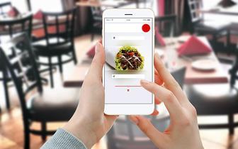 Setka restauracji na własnej platformie