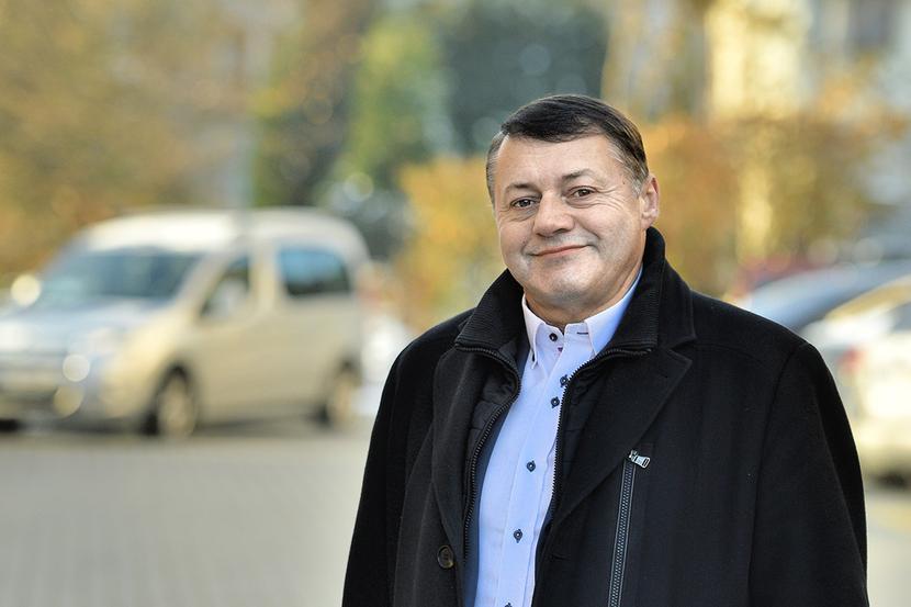 Międzynarodowa ekipa.Nasza firma zatrudnia siedem osób w Polsce i 20 zajmujących się dystrybucją na Ukrainie – mówi Henryk Gorol, prezes spółki Saturn Eko.