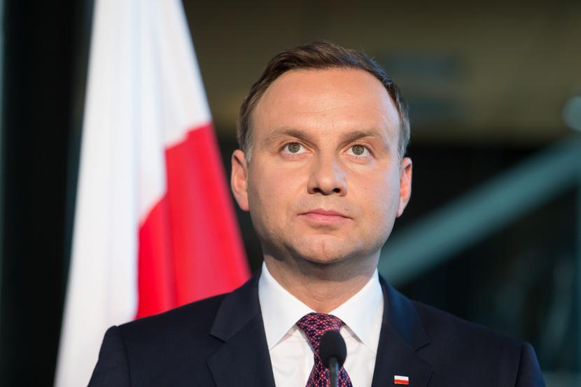 Andrzej Duda, fot. Krystian Maj/FORUM
