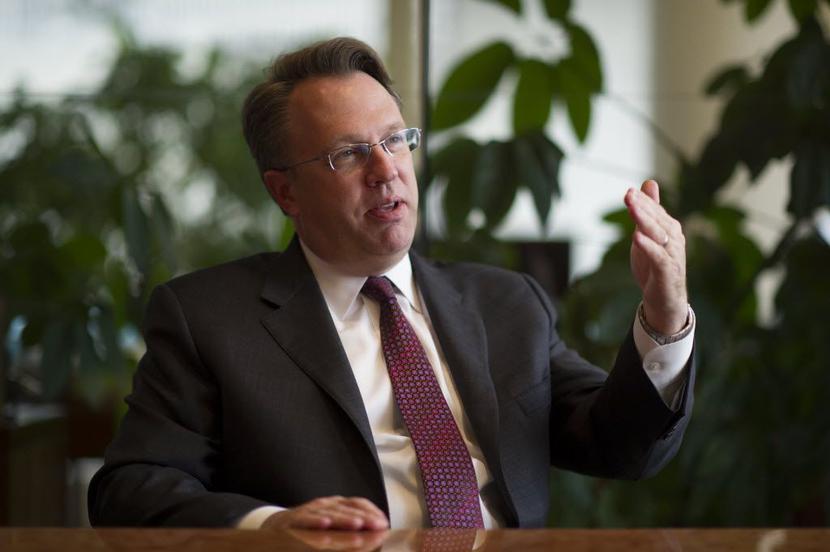 John Williams, fot. Bloomberg