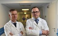 Urologia: zabieg z użyciem mininarzędzi laparoskopowych