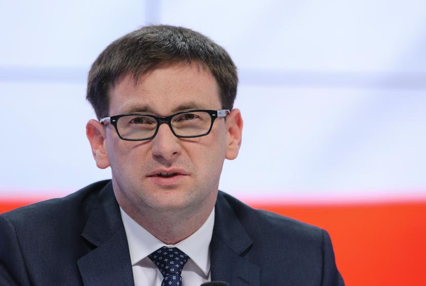 Daniel Obajtek, fot: Krystian Maj, Forum