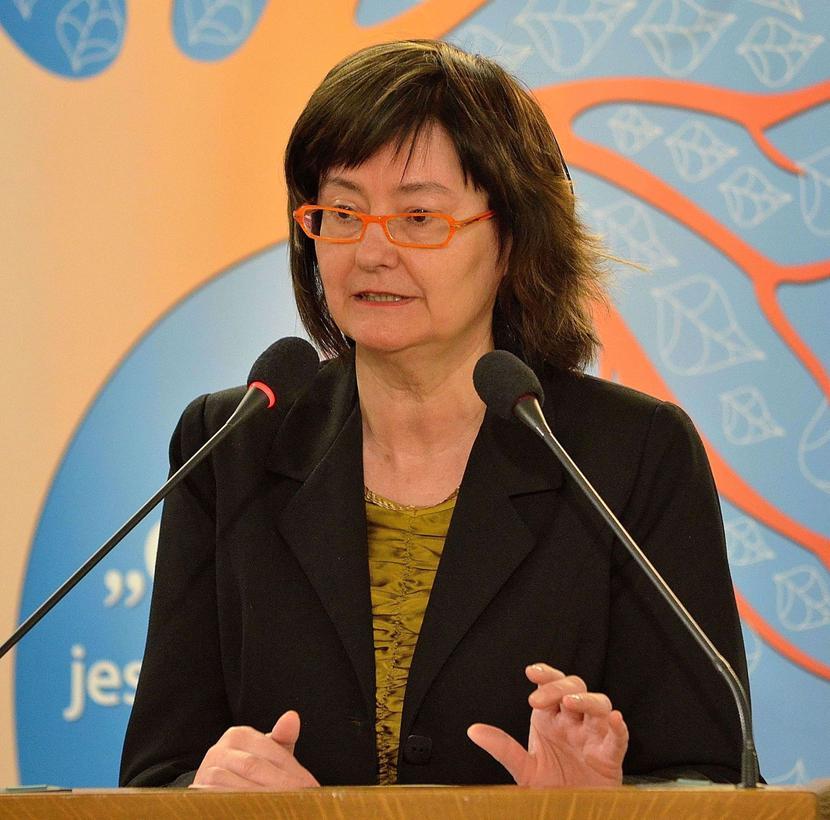 prof. Irena Lipowicz/Wikipedia