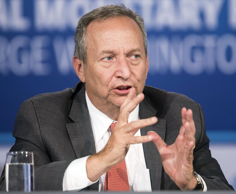 Larry Summers, fot. Reuters/Forum